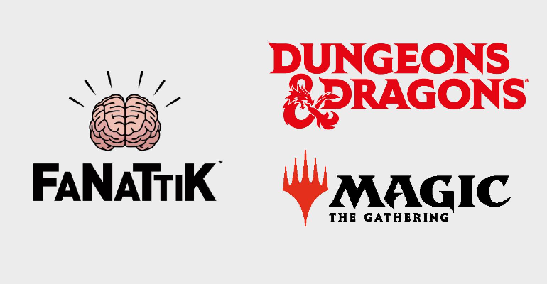 Fanattik signs D&D