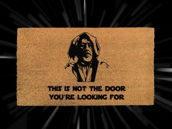 This is not the door you're looking for