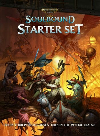 A review of the Soulbound Starter Set