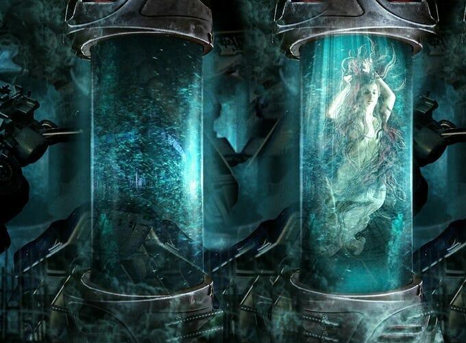 Jovian Whispers dark sci-fi RPG