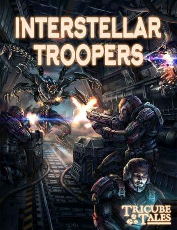 Interstellar Troops
