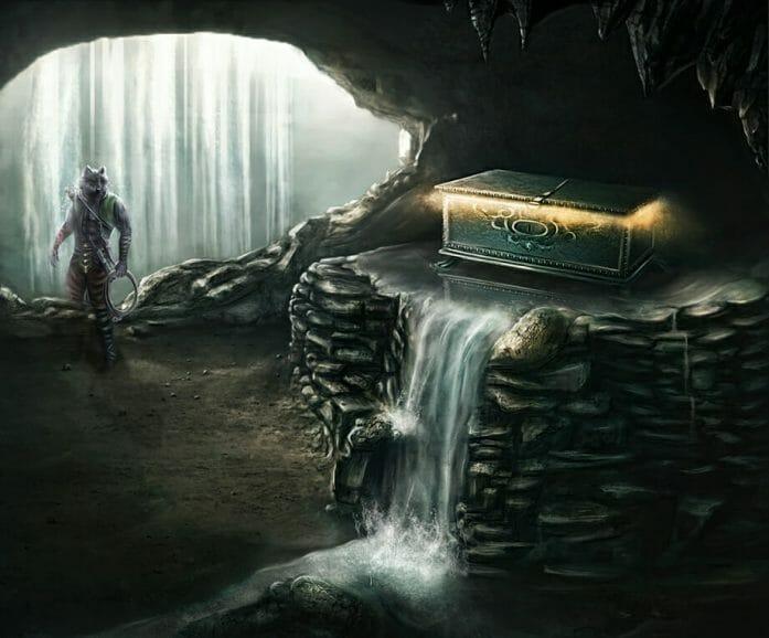 Fantasy Chest by Dafne-1337art