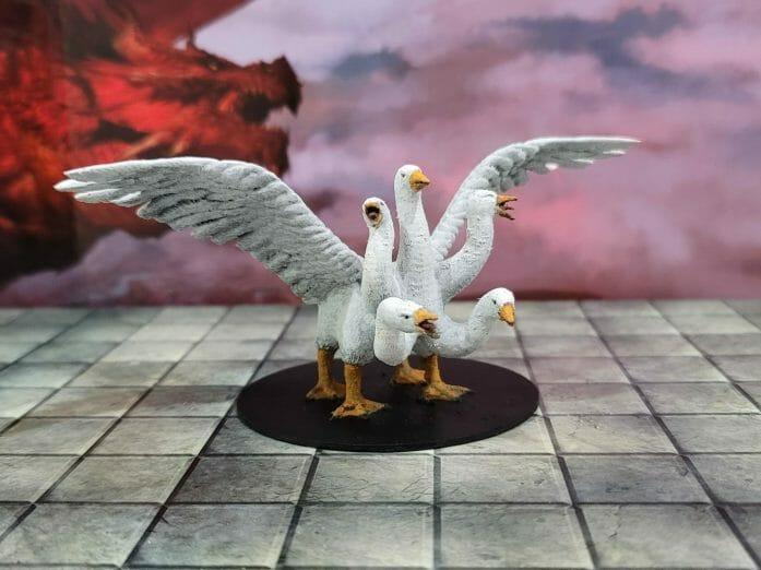 Honkdra: The Goose Hydra