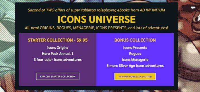Icons Universe