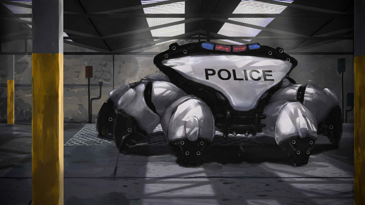 Do you think that you could outsmart the police? Geeks vs Non-Geek responses