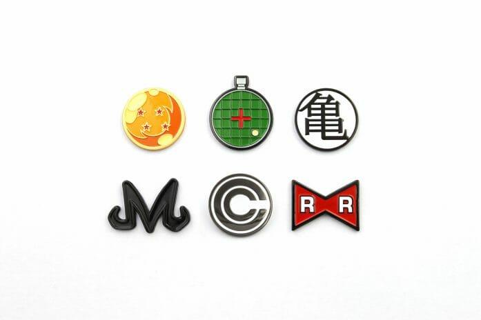 The Koyo Store for Dragon Ball pin-badges