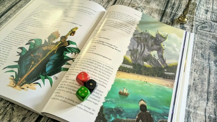 The Elephant & Macaw Banner RPG