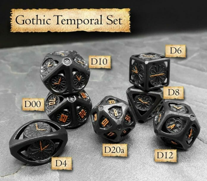 Gothic Temporal