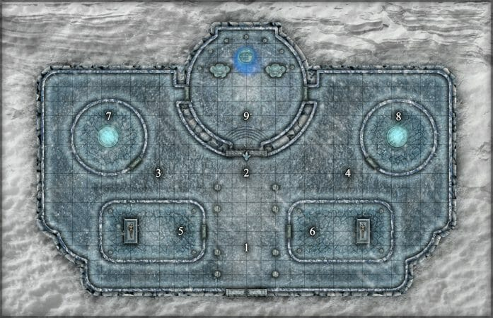 Battle maps from Paths to Adventure