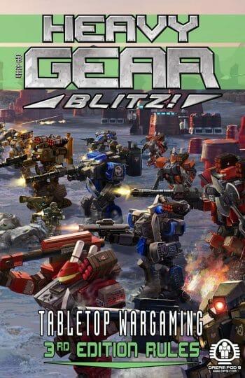 Heavy Gear Blitz!