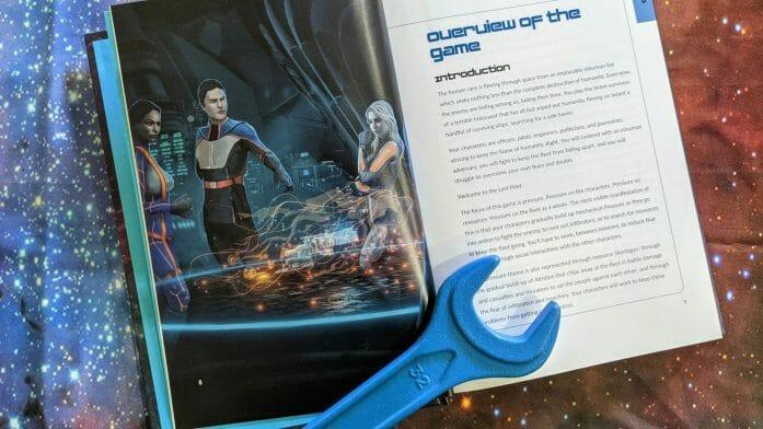 A review of Last Fleet