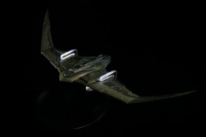 Romulan Bomber Warbird