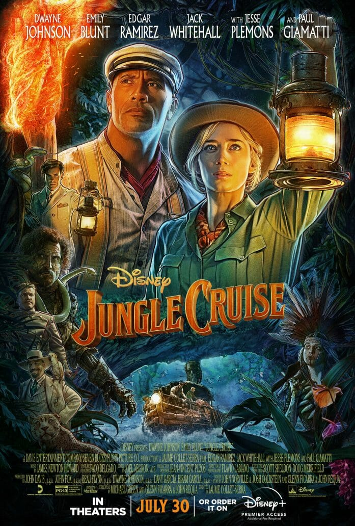 The supernatural thrills are entangled in rainforest adventures, quirky characters and plenty of action.