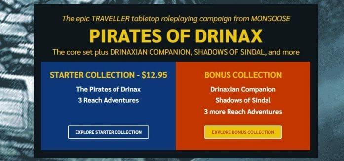 Pirates of Drinax