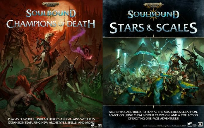 Champions of Death and Stars & Scales