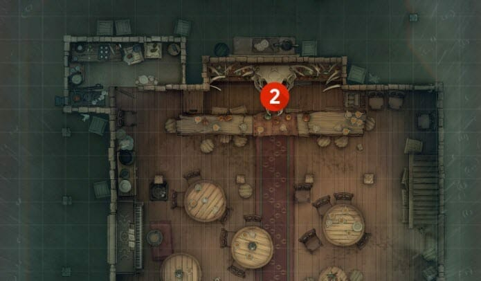 Scales of Justice battlemap