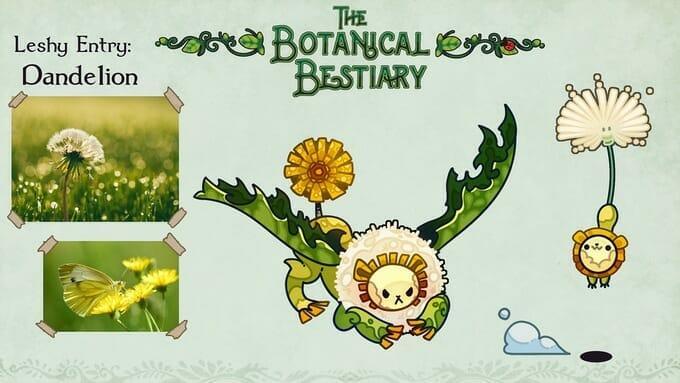 The Botanical Bestiary