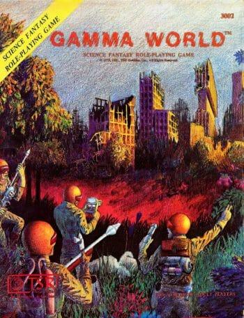 Gamma World 1e