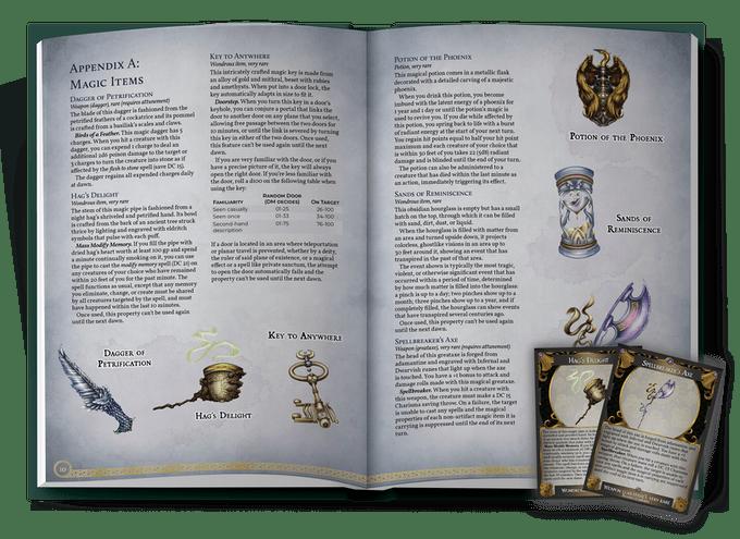 Wanderer's Guide to Merchants & Magic