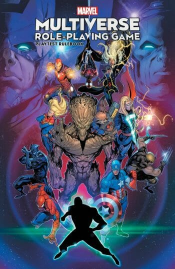 Marvel Multiverse Tabletop Role-Playing Game