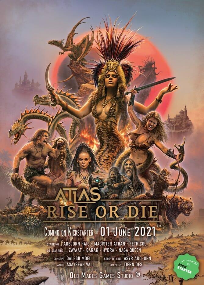 Atlas: Rise or Die