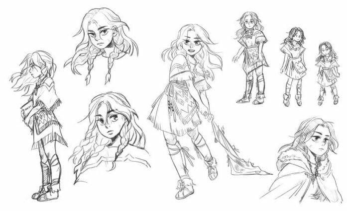 Mara sketch