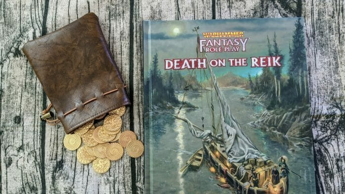 Death on the Reik for Warhammer Fantasy Role Play