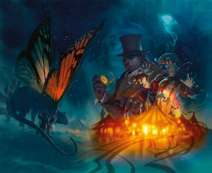 The Wild Beyond the Witchlight & Curriculum of Chaos