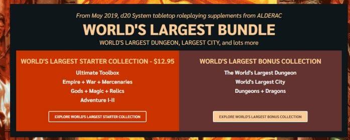 World's Largest Bundle