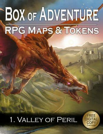 Box of Adventure: RPG Maps & Tokens