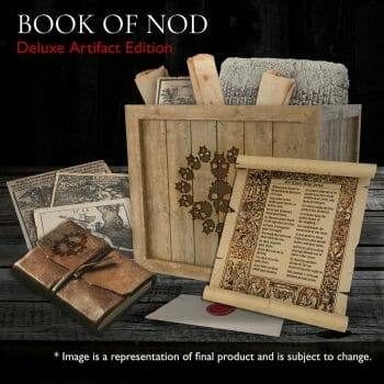 The Book of Nod Deluxe Artifact Edition