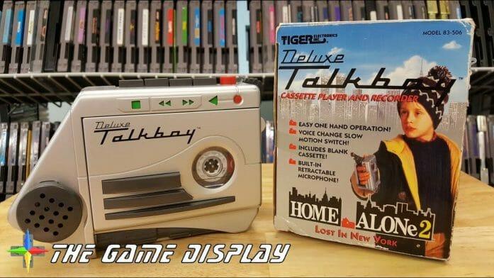Home Alone Talkboy