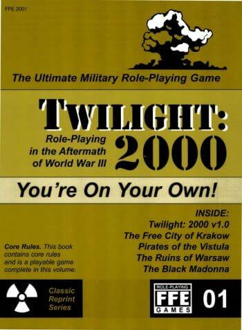 Twilight: 2000 version 1