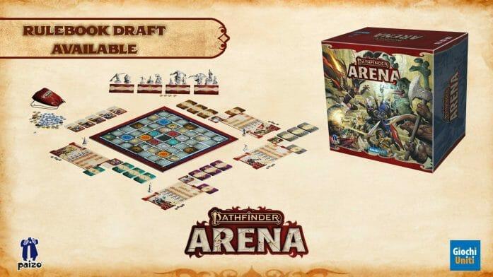 Pathfinder Arena