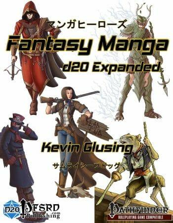 Fantasy Manga RPG