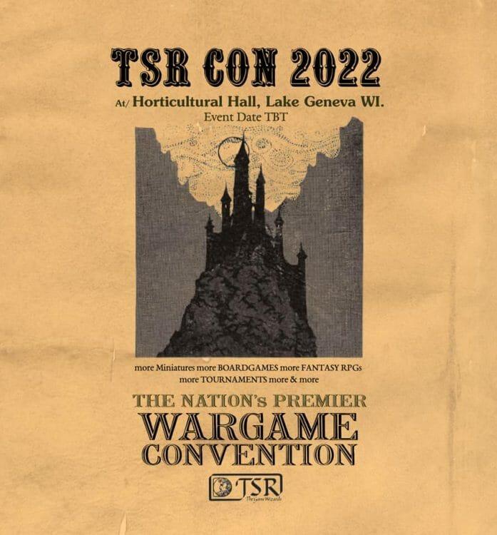 TSR Con 2022