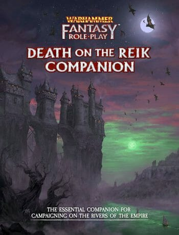 Death on the Reik Companion review