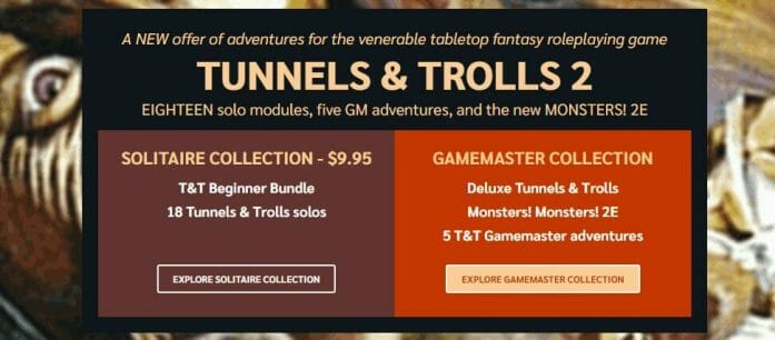 Tunnels & Trolls 2