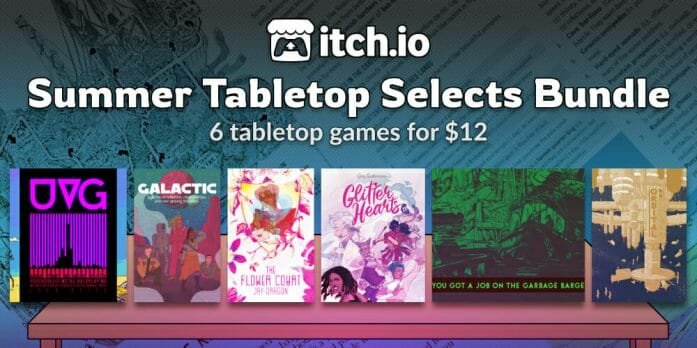 Summer Tabletop Selects Bundle