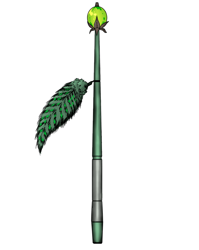 Wand of Feather Fall