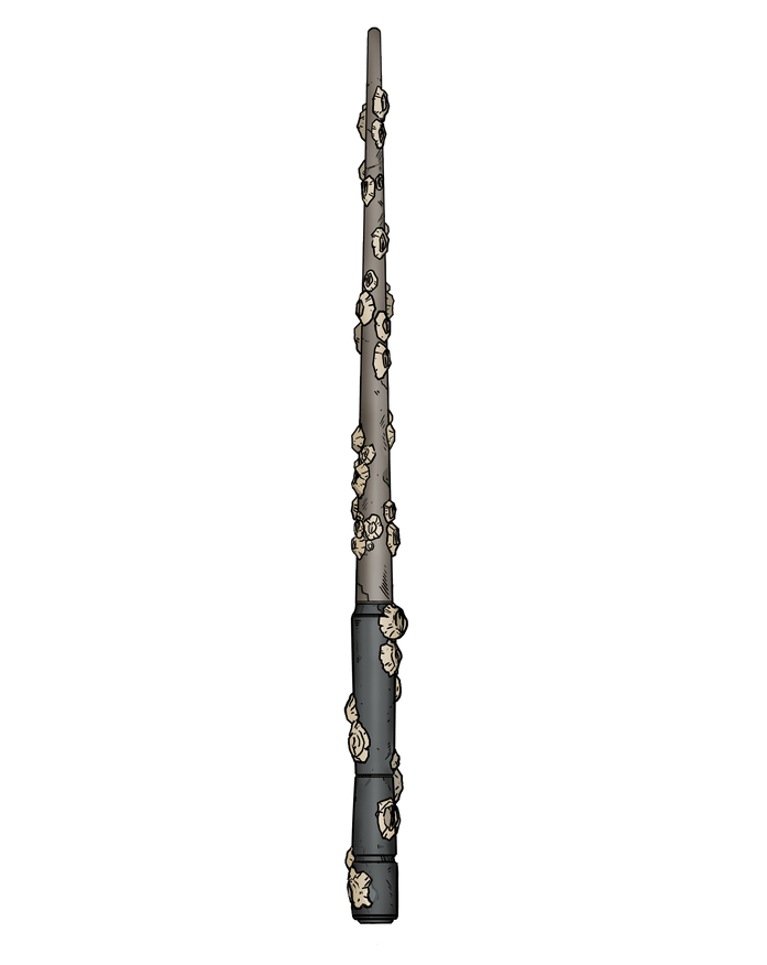 Wand of the Coral King