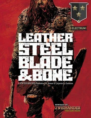 Leather, Steel, Blade & Bone