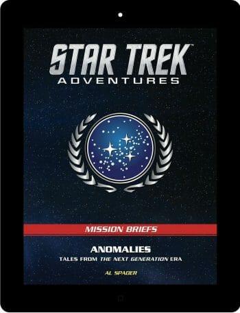 Star Trek Adventures: Anomalies