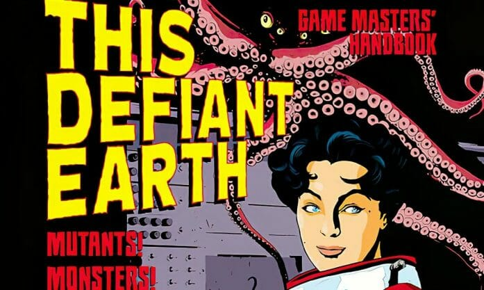 This Defiant Earth