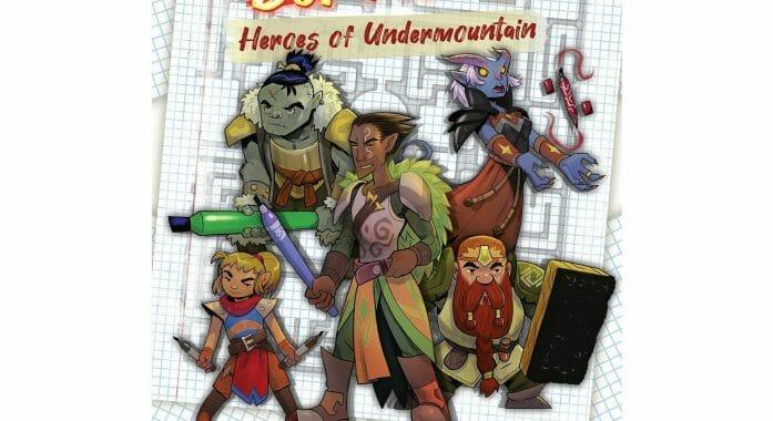 Heroes of Undermountain