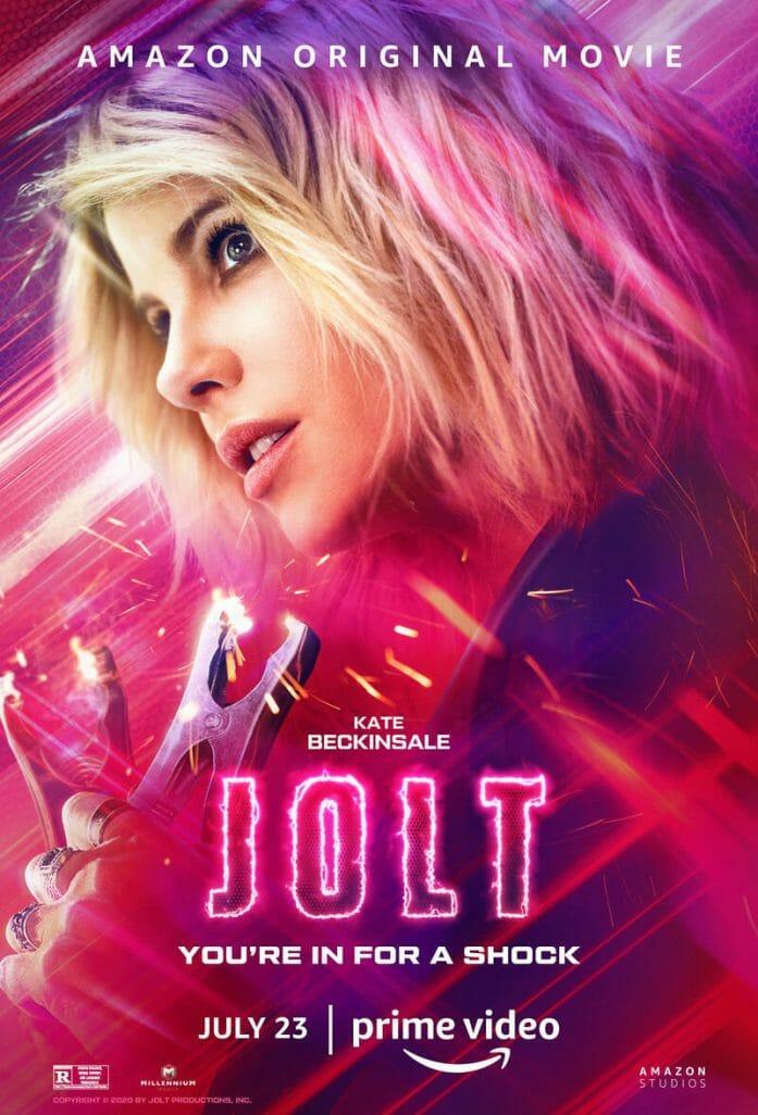 Jolt movie poster