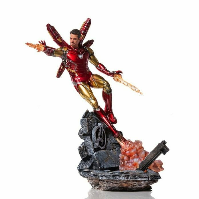 Iron Man Mark LXXXV Deluxe BDS Art Scale 1/10