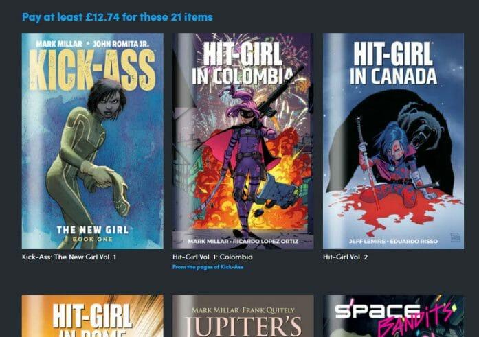 Millarworld and Netflix Comics