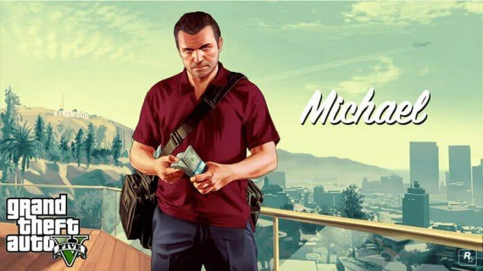 Michael from GTA V
