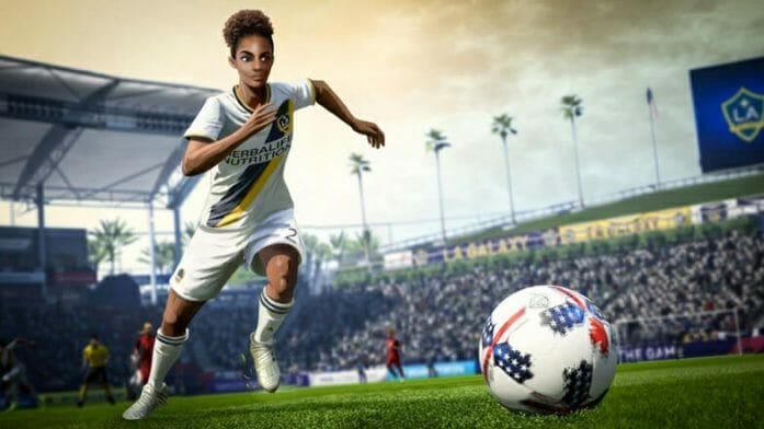 Rule 63: Alex Hunter from FIFA 21